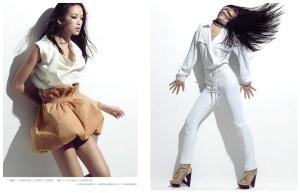 Kiki Kang asian models blog